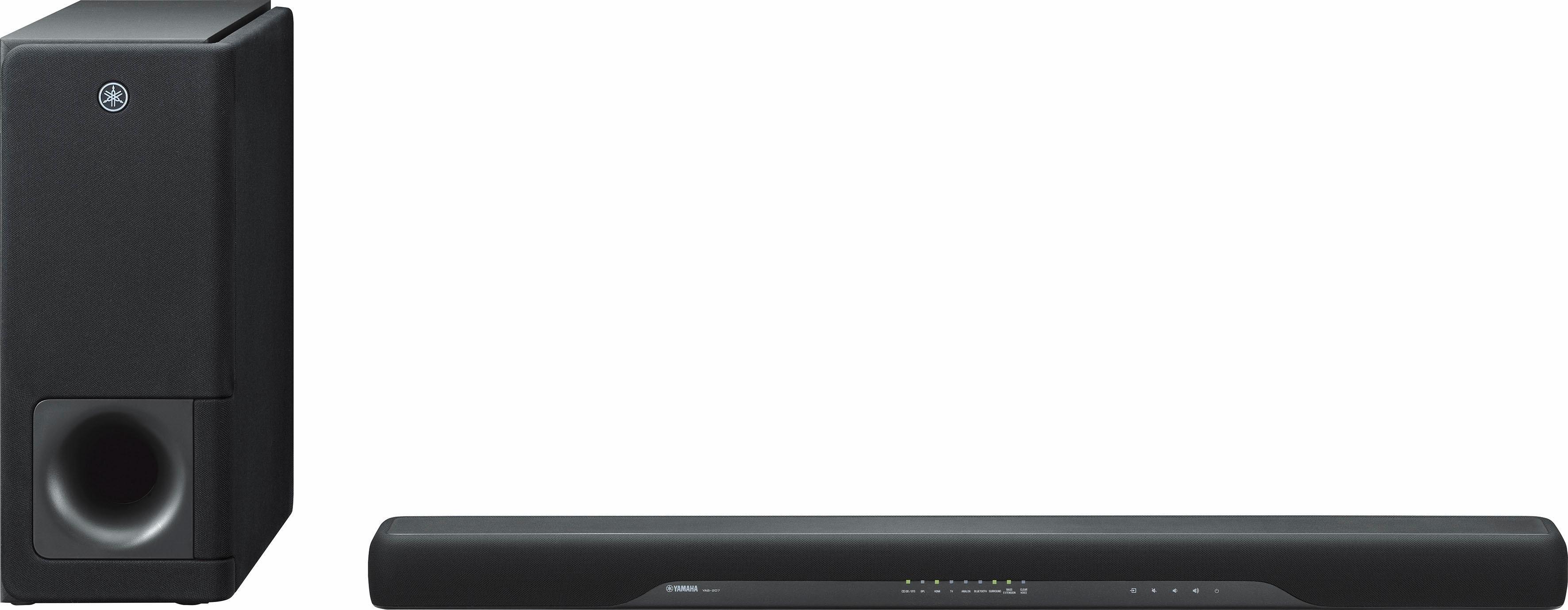 Yamaha YAS-207 soundbar met Bluetooth nu online bestellen