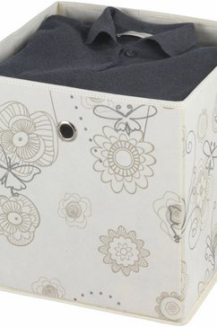 bewaarbox, set van 3, »Butterfly«