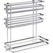 wenko rollenhouder met vacuuem-loc-bevestigingssysteem, »style« zilver