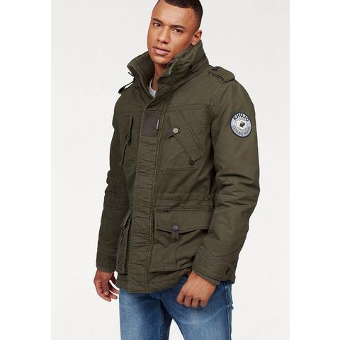 NU 20% KORTING: KHUJO field-jacket STAI