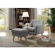 home affaire fauteuil »mirko« zilver