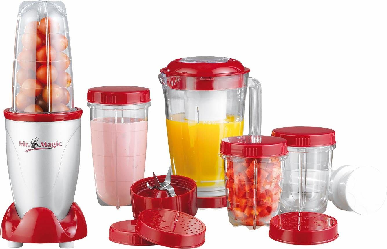 GOURMETmaxx blender Mr. Magic, 18 - dlg., 400 W