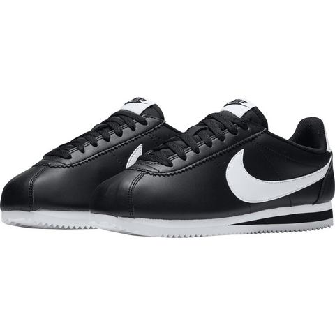 Nike Classic Cortez damessneaker zwart