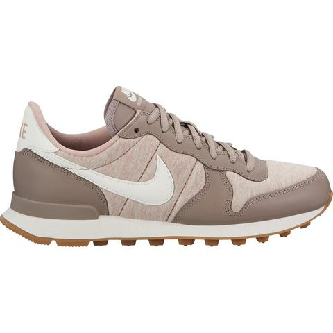 Nike Internationalist damessneaker bruin