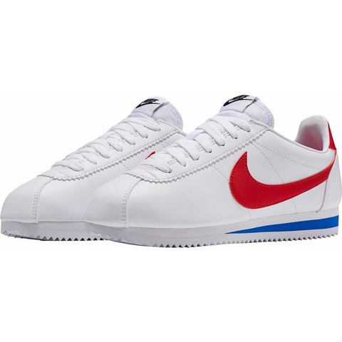 Nike Classic Cortez damessneaker wit