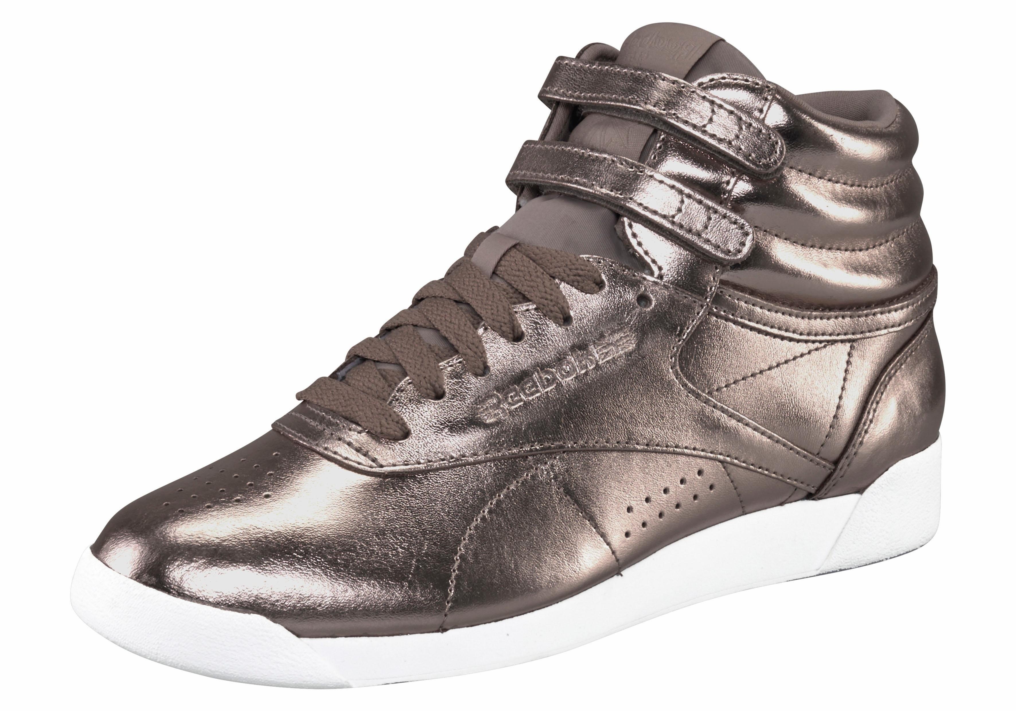 073ea65dbbb Reebok Classic sneakers »Freestyle Hi Metallic« in de online winkel ...