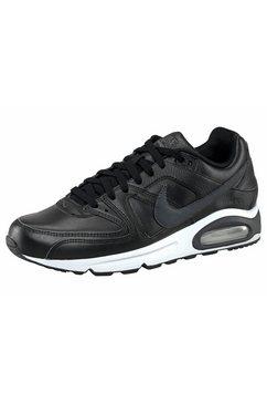 nike sportswear sneakers air max command leather zwart