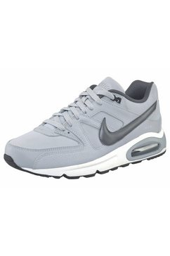 nike sneakers air max command leather grijs