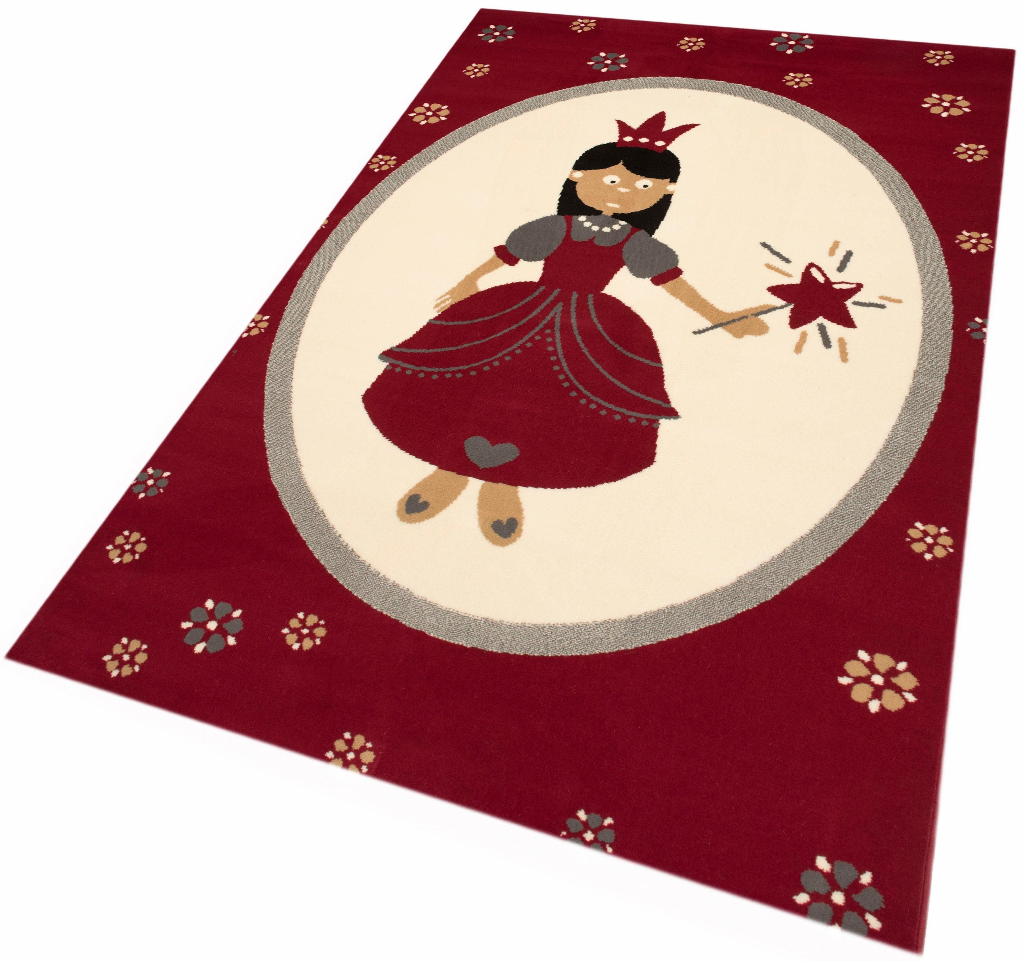 Prinses Kinderkamer Set : Vloerkleed voor de kinderkamer prinses« zala living