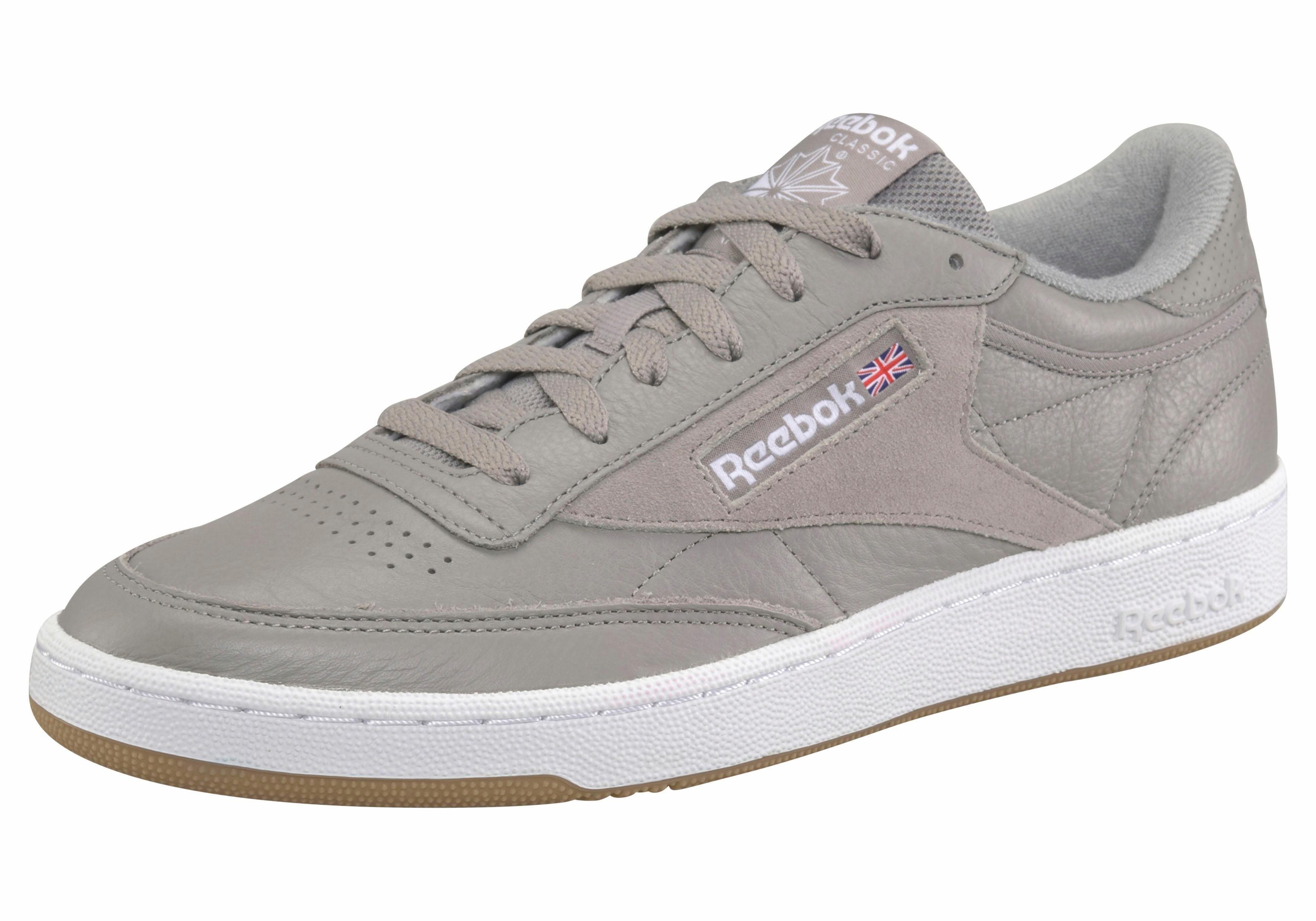 Reebok Club 85 C Chaussures Estl Gris IB8NU
