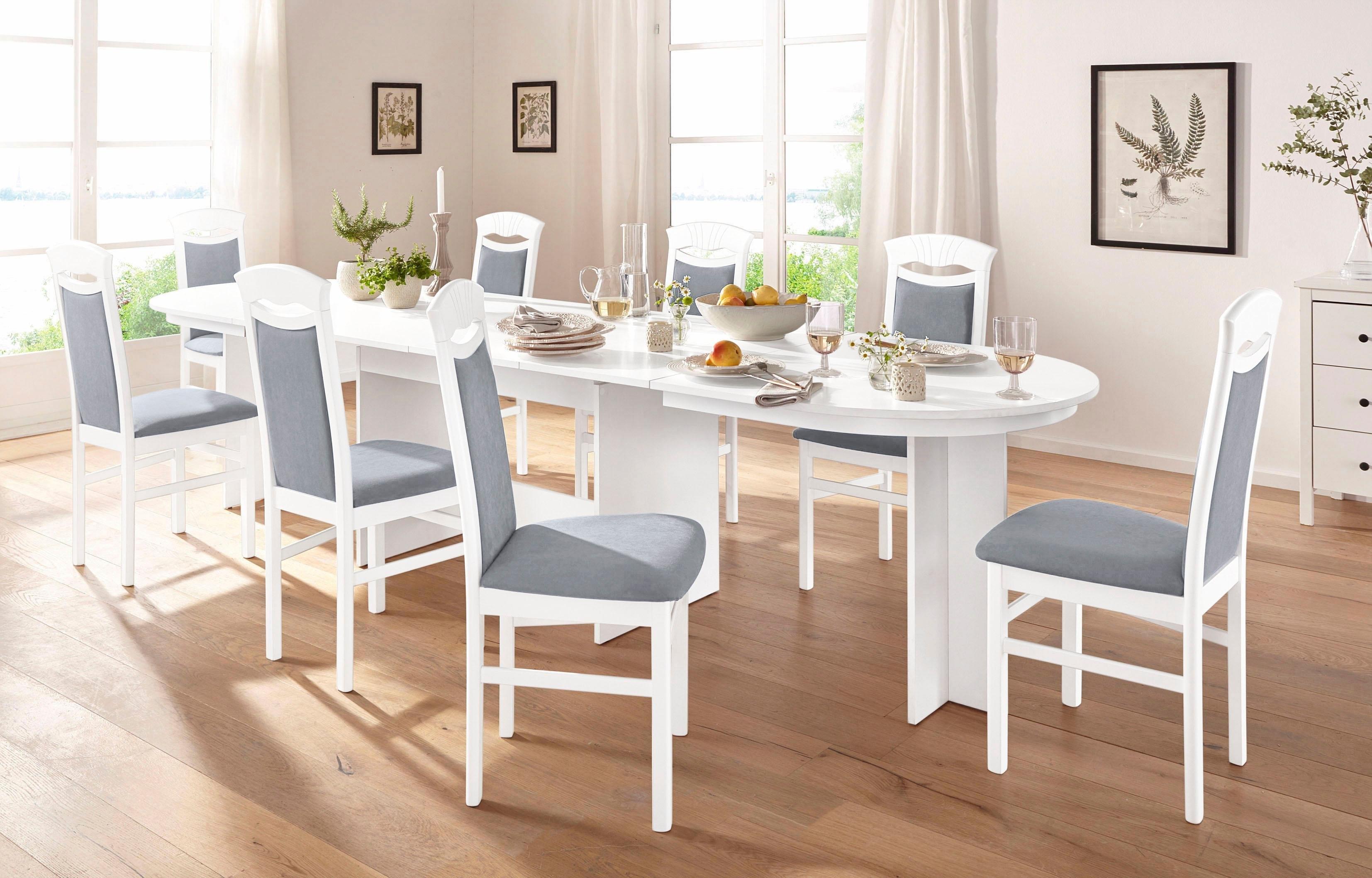 Witte Eetkamer Stoel : Witte eetkamerstoelen online kopen bekijk de collectie otto