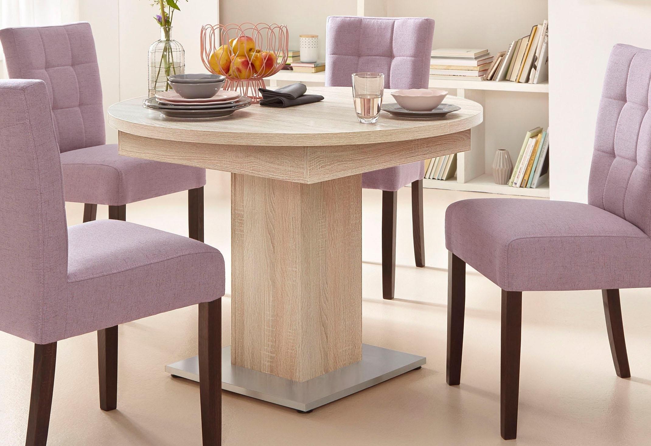 eettafel uittrekbaar in de online shop otto. Black Bedroom Furniture Sets. Home Design Ideas