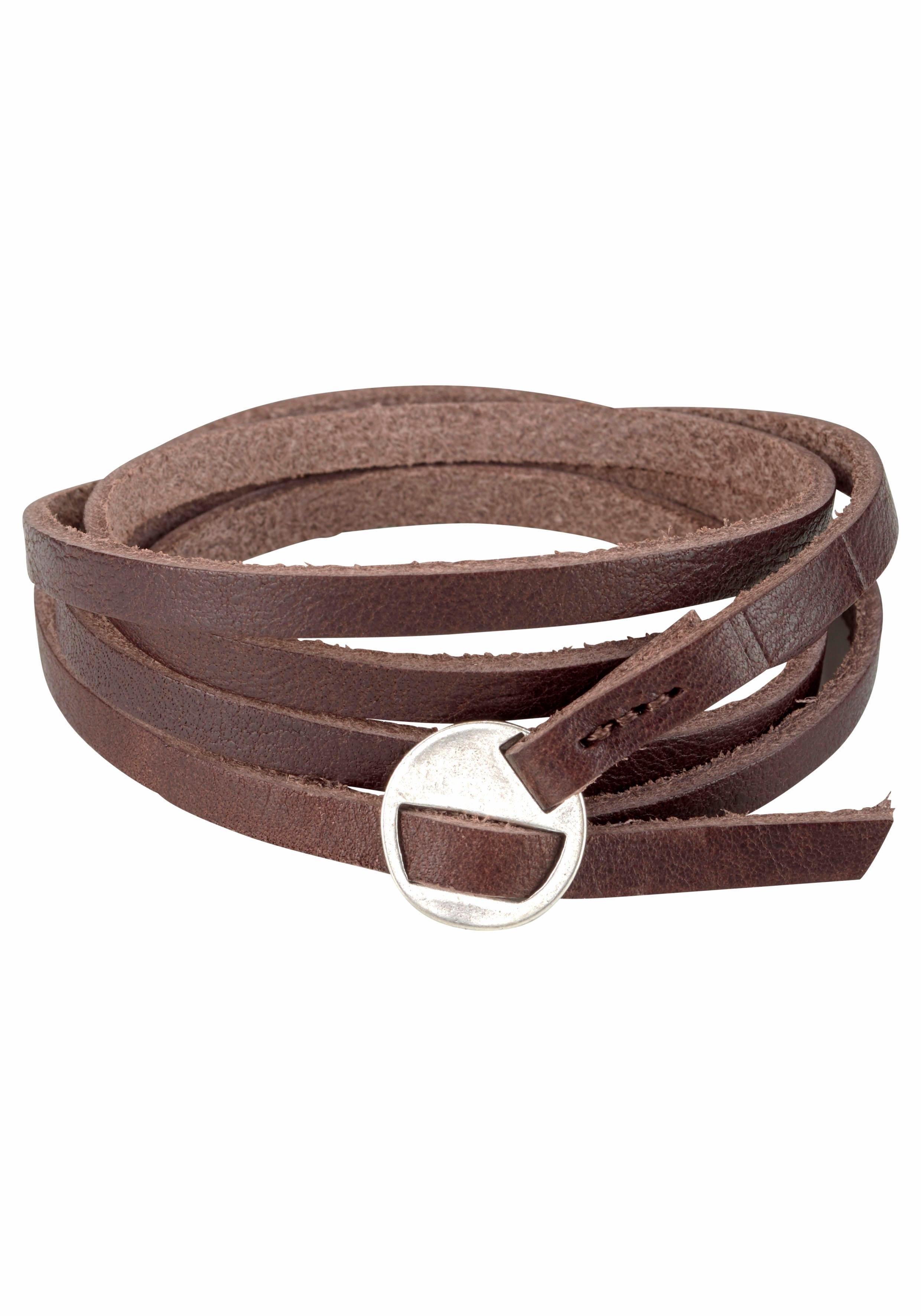 Op zoek naar een J JAYZ J.Jayz leren armband? Koop online bij OTTO