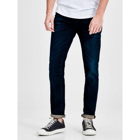 Jack & Jones TIM Slim fit jeans Blauw