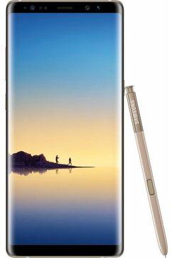 Galaxy Note 8 smartphone (15,9 cm / 6,2 inch, 64 GB, 12 MP camera)