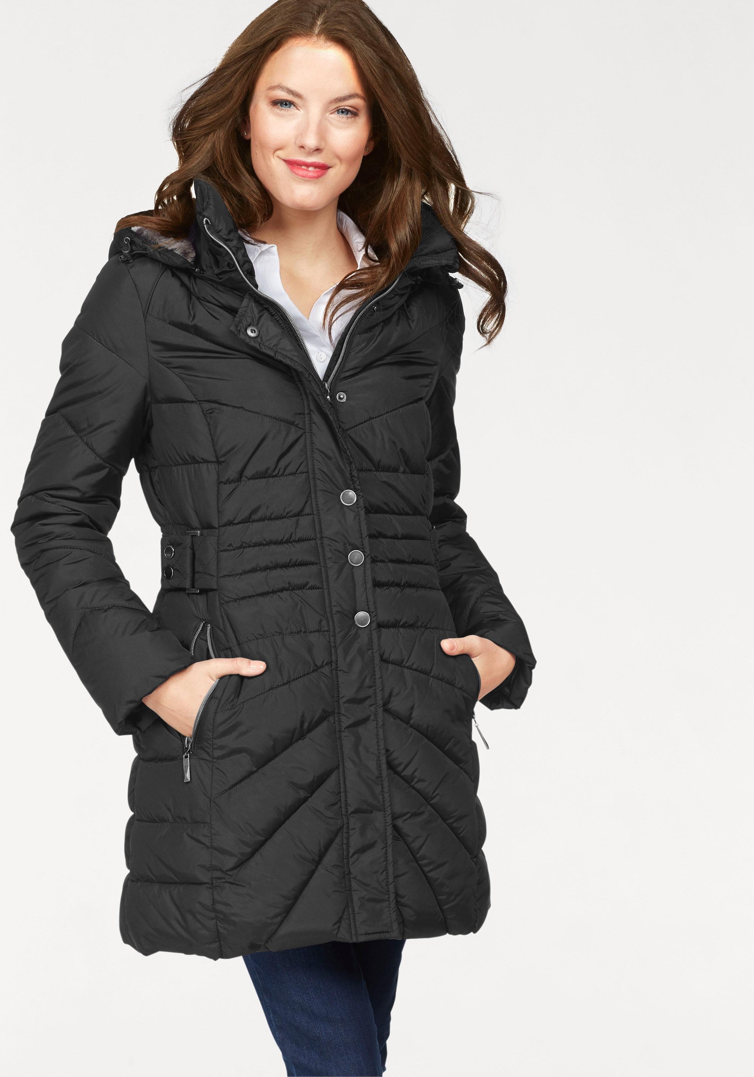 Aniston Selected VIVANCE gewatteerde jas online kopen op otto.nl