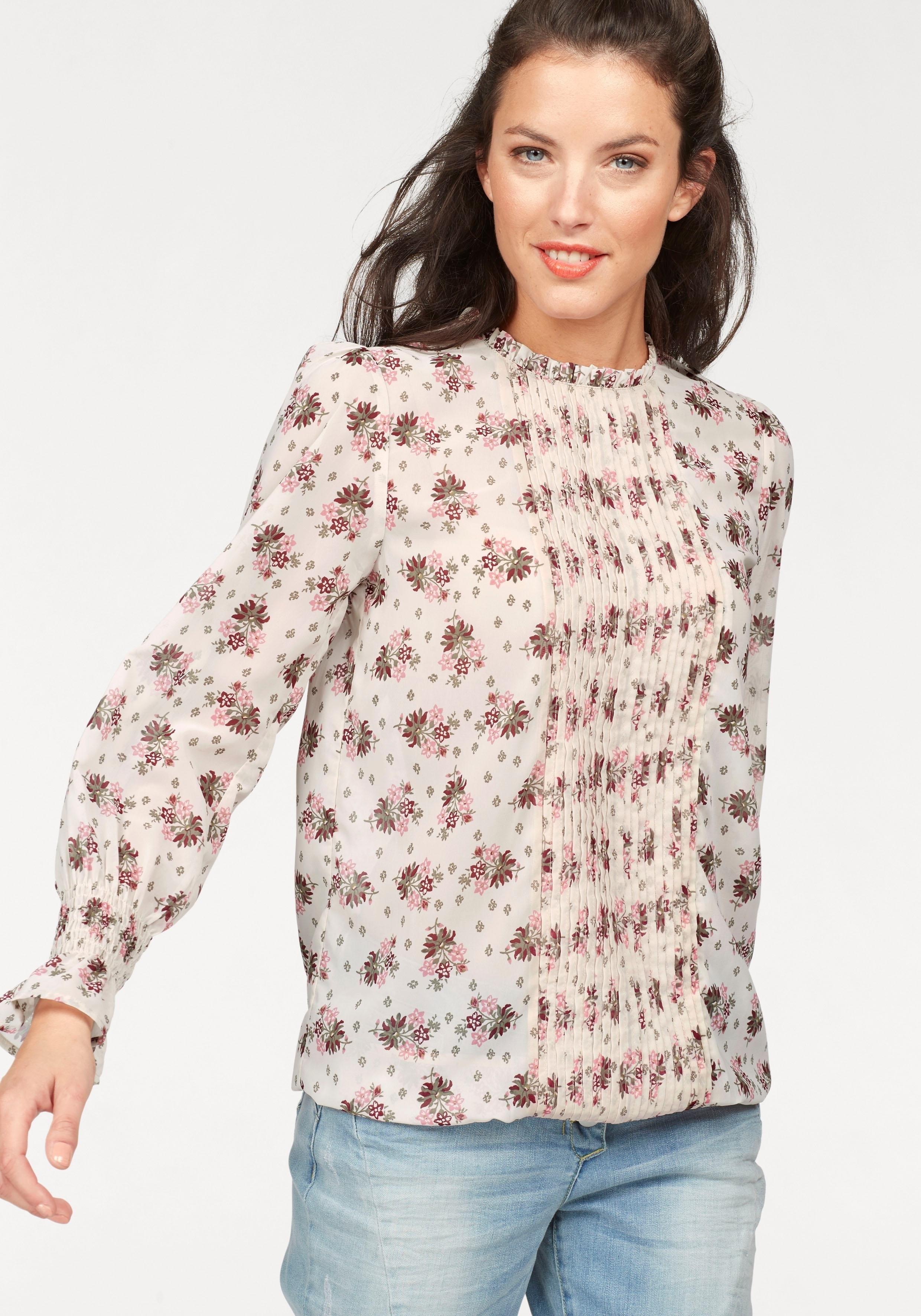 Aniston CASUAL Aniston blouse zonder sluiting goedkoop op otto.nl kopen
