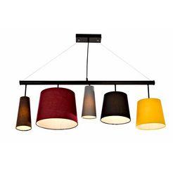 hanglamp multicolor