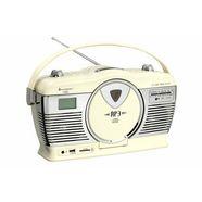radio-cd-speler beige