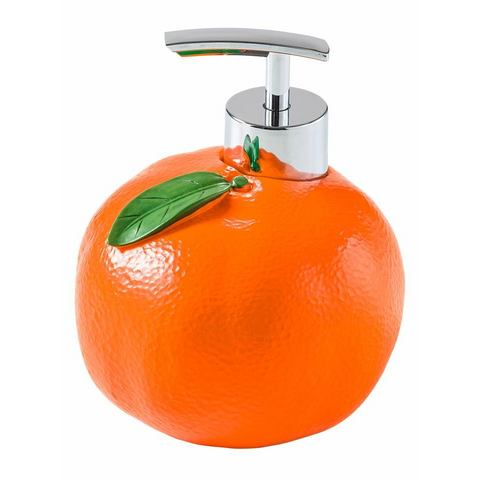 heine home Unisex Zeepdispenser oranje