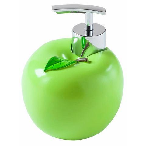 heine home Unisex Zeepdispenser groen