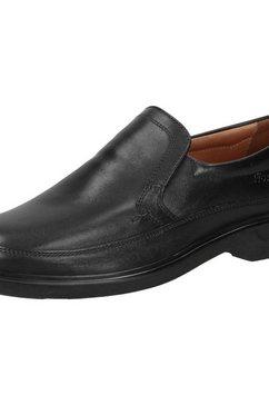 sioux slippers »pujol-xl« zwart