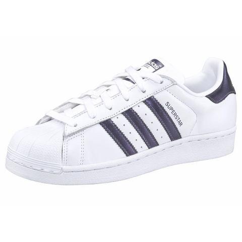adidas-sneaker Superstar W in wit
