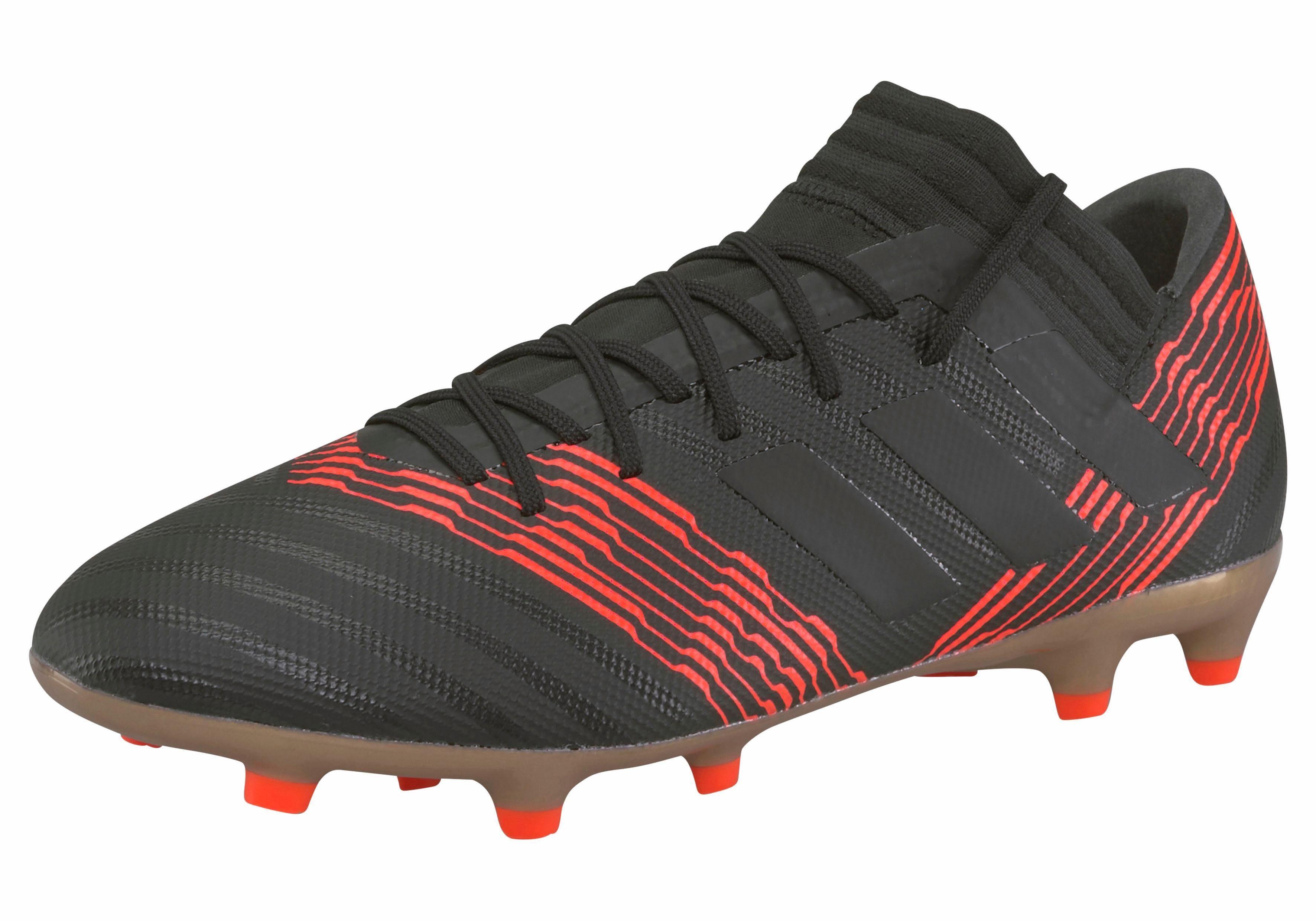 Puma Mens Une Fg 17,3 Football, Noir, Taille: 43