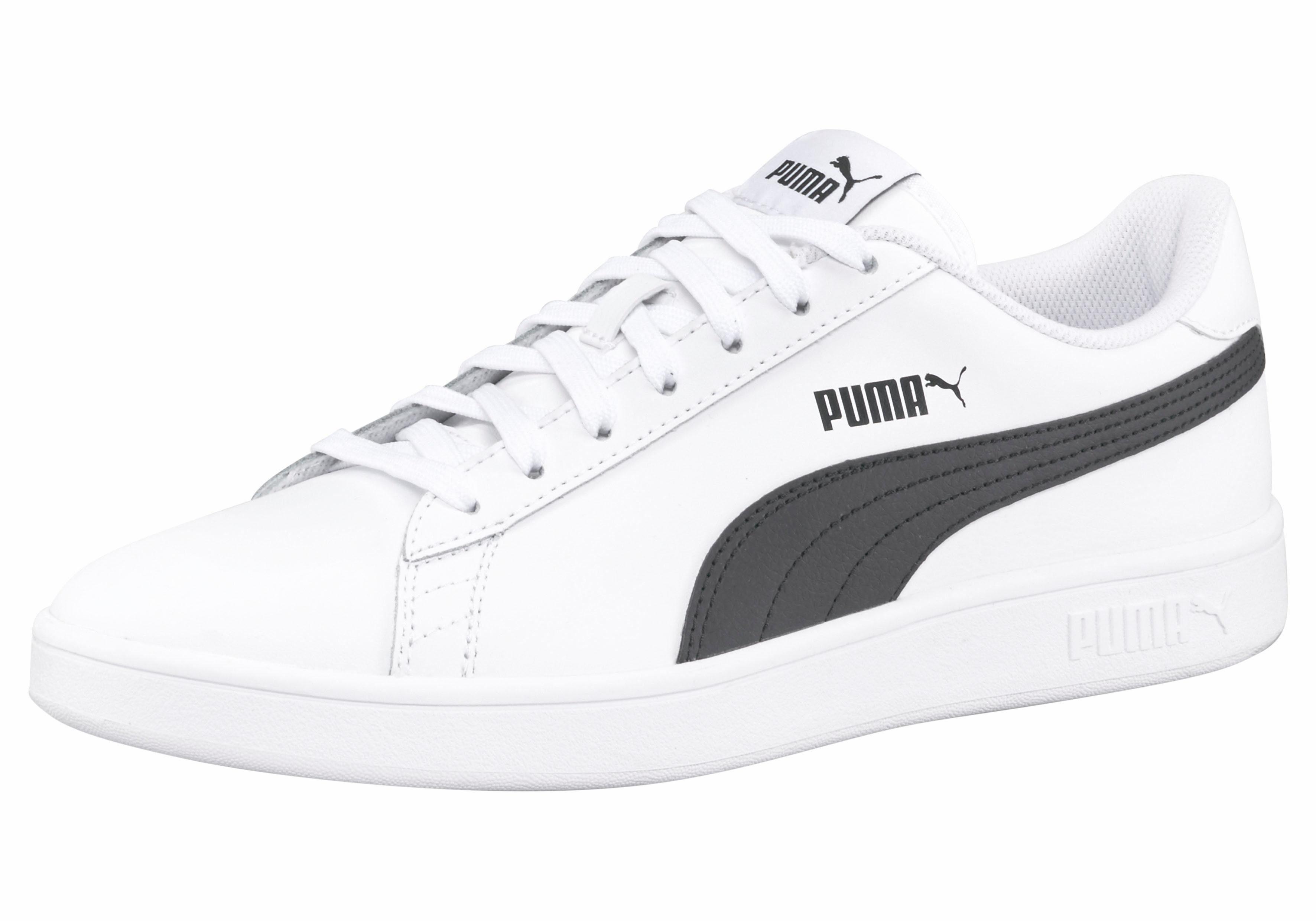 Puma Chaussures Blanches Pour Les Hommes Pension VF6pPh94n0