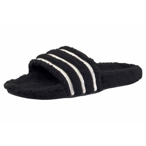 adidas-Slipper-Sandaal Adilette in zwart
