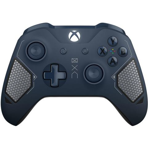 Xbox One wireless controller: grey & green