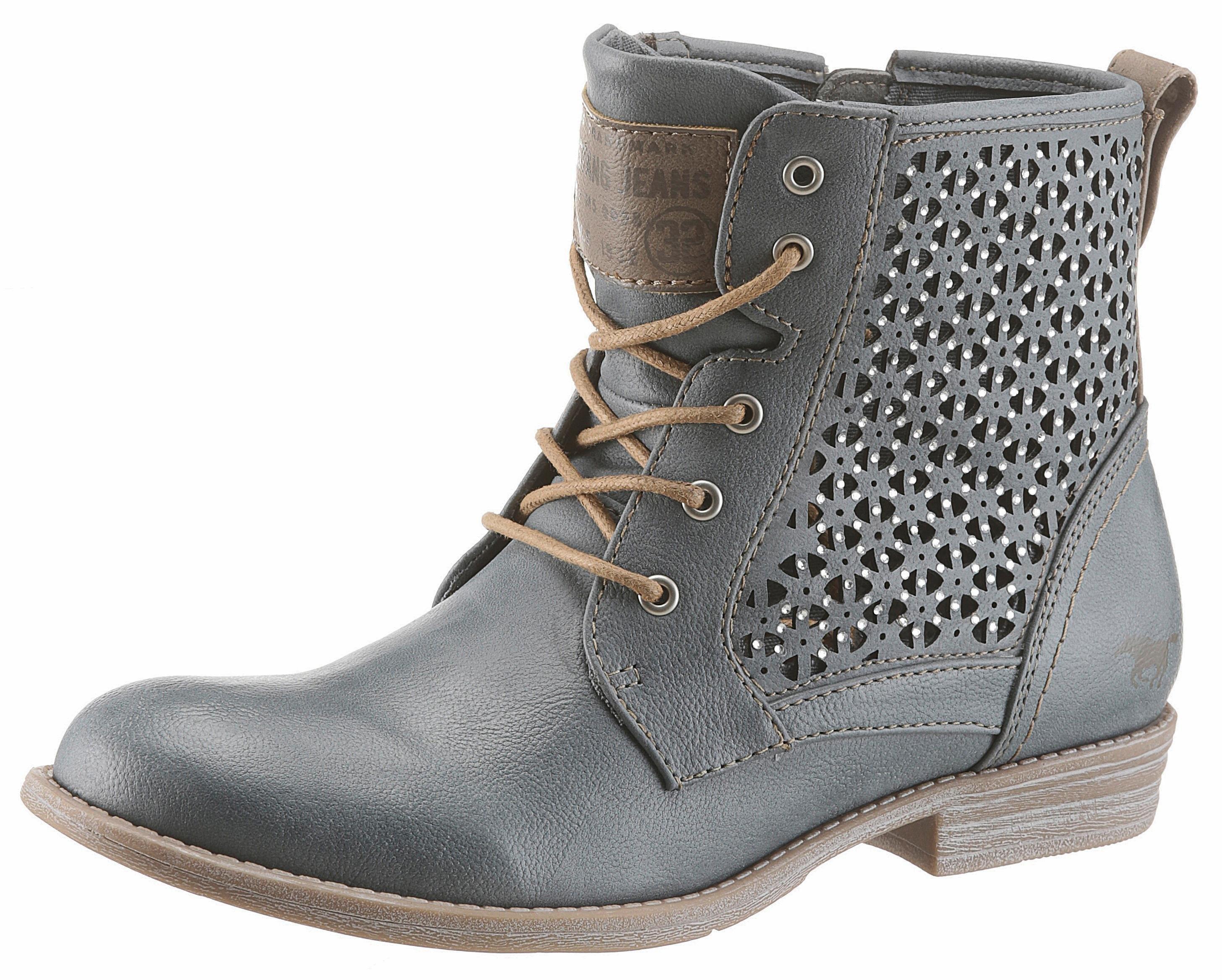 Mustang Shoes veterlaarsjes veilig op otto.nl kopen