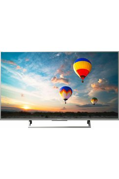 KD43XE8077SAEP LED-TV (108 cm/(43 inch)), 4K Ultra HD, Smart TV
