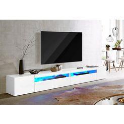 tecnos tv-meubel wit