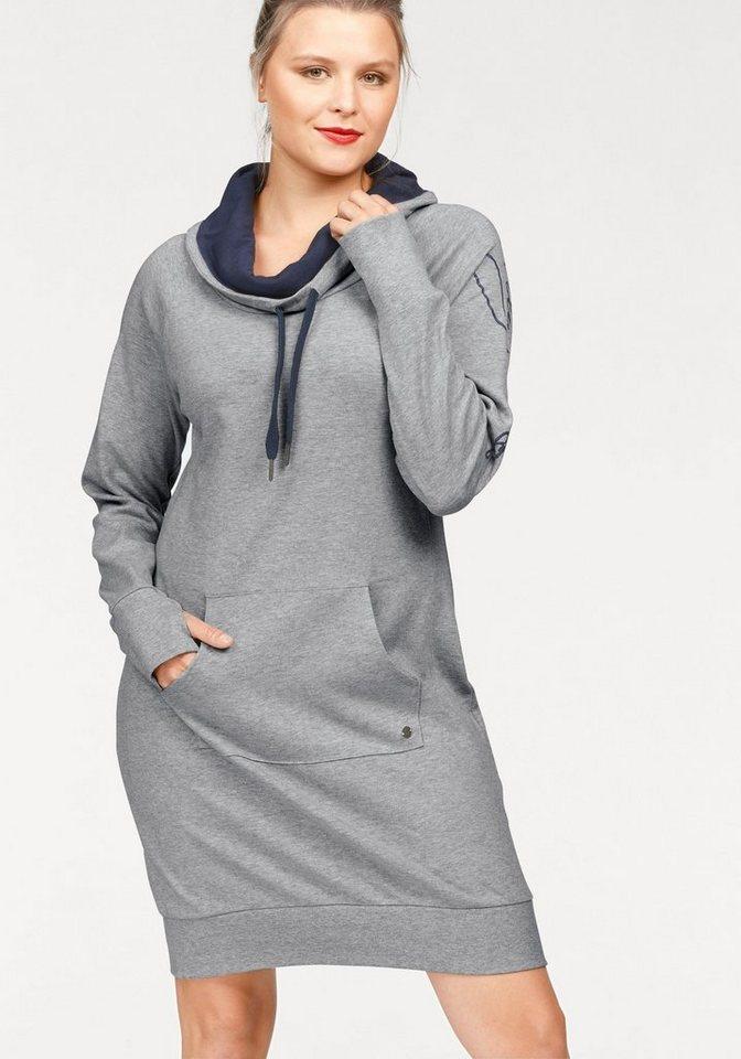 Kangaroos sweatjurk grijs