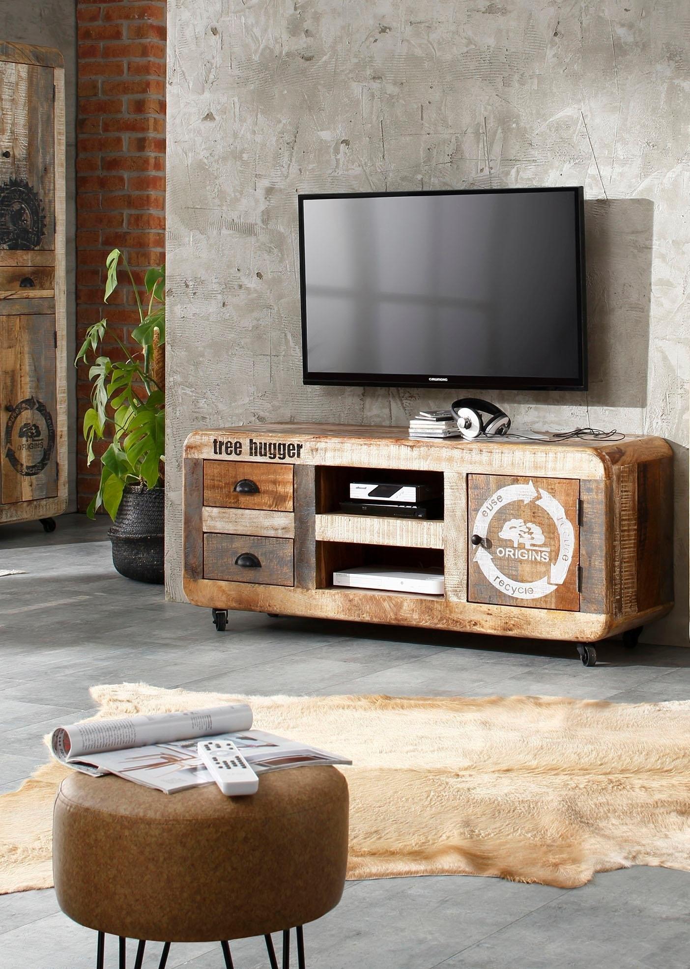 Home affaire tv-meubel Bully Breedte 135 cm veilig op otto.nl kopen
