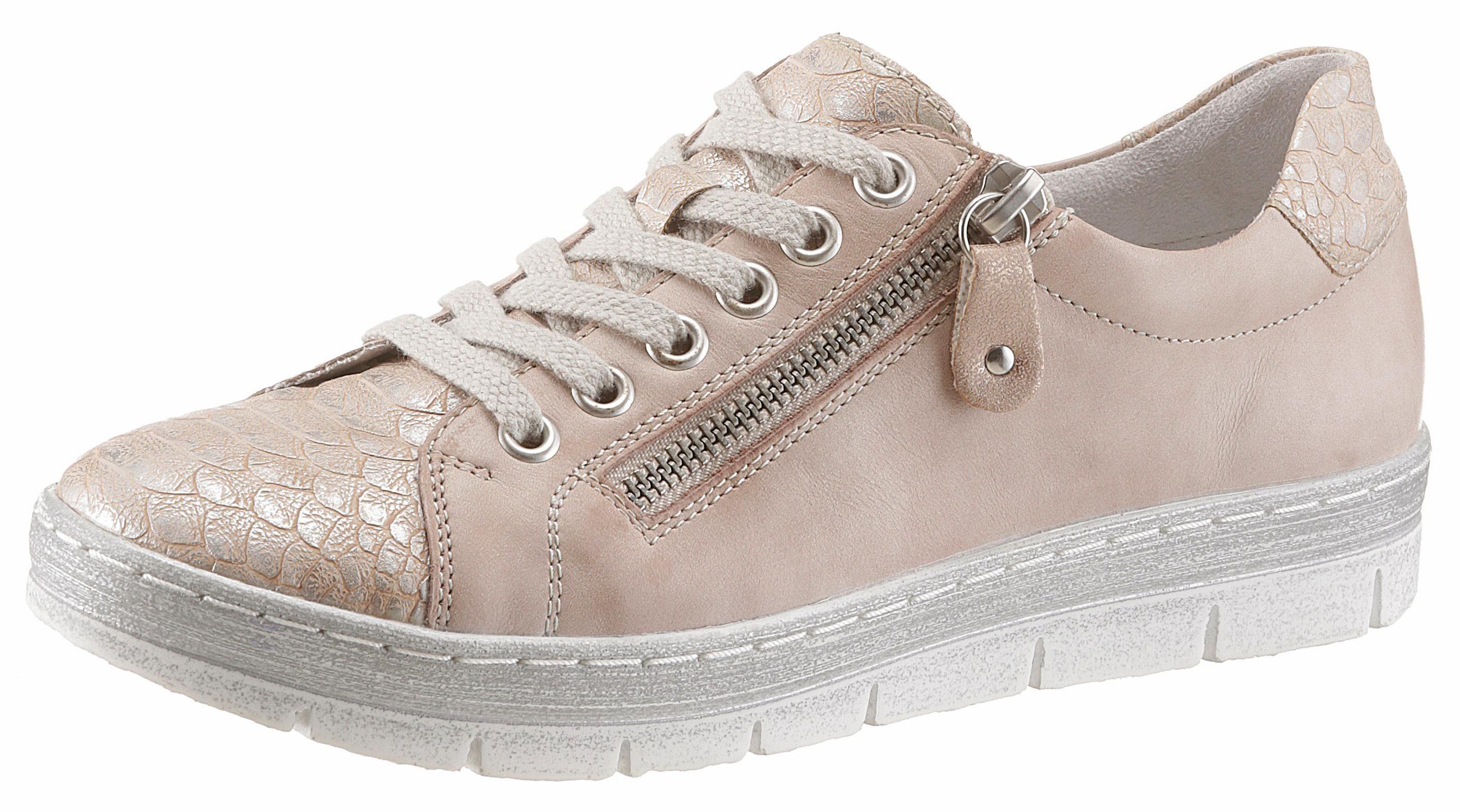 Remonte Sneakers Beige 9BJEfu