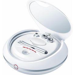 beurer microdermabrasie-apparaat fc 100 met stekker wit