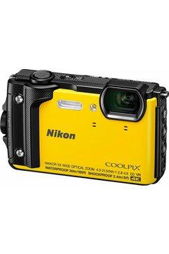 Coolpix W300 compactcamera, 16 megapixel, 5x optische zoom, 7,5 cm (3 inch) display