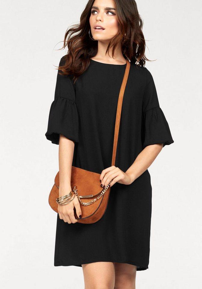 Vero Moda geweven jurk PERFECT zwart