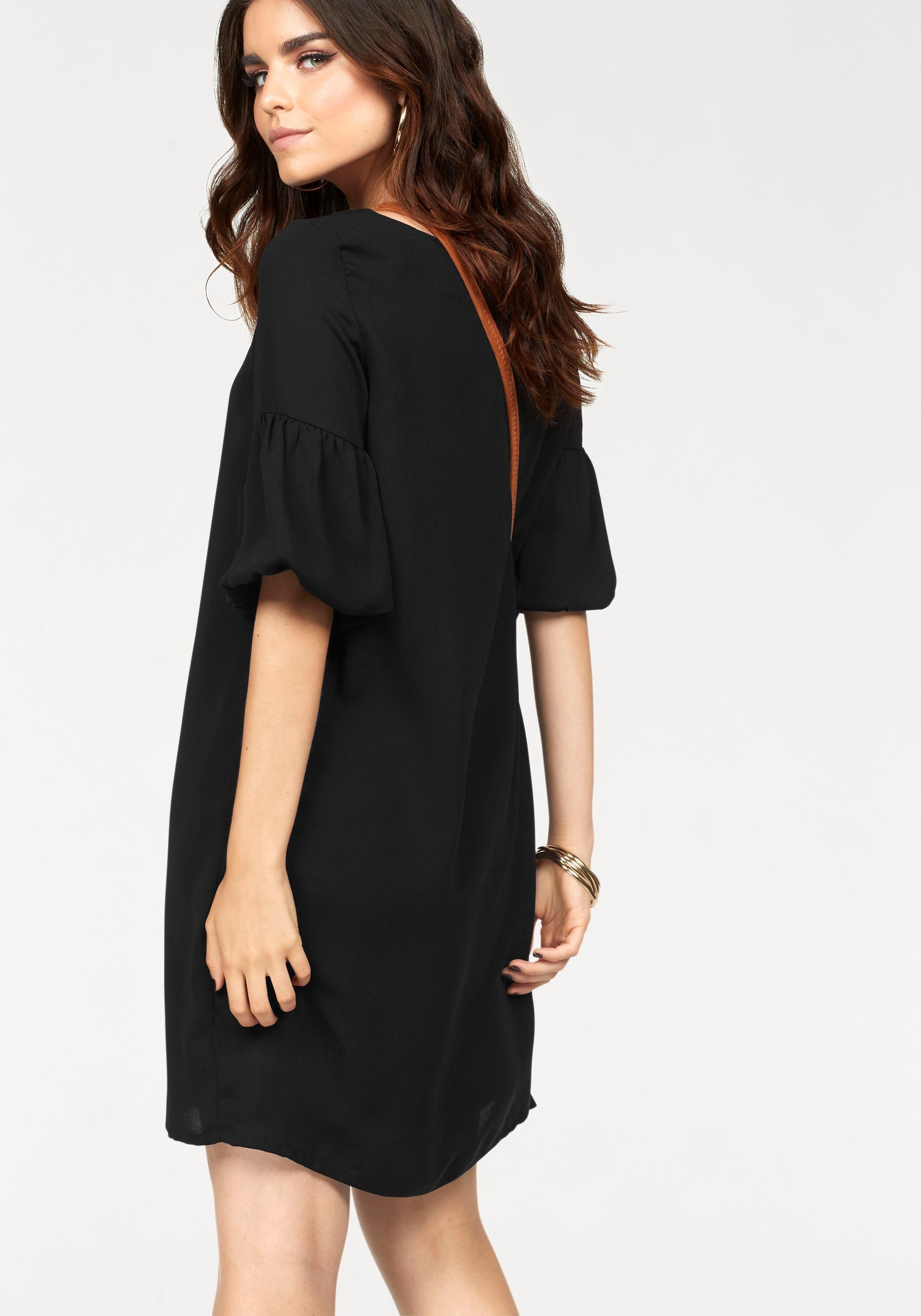 Vero moda jurk zwart kant