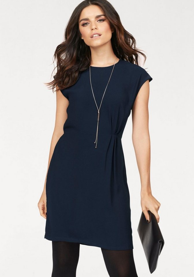 Vero Moda geweven jurk NICE blauw