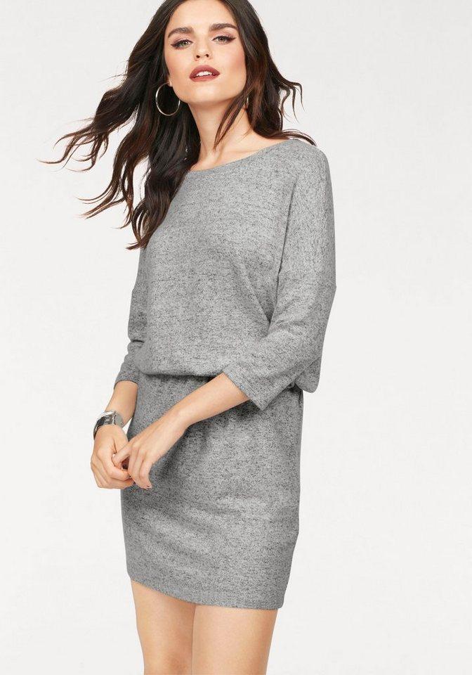 ONLY tricotjurk MAYE grijs