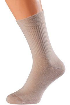 fussgut functionele sokken thermosokken met lagen tegen koude, isolerend tot -15 °c (1 paar) beige