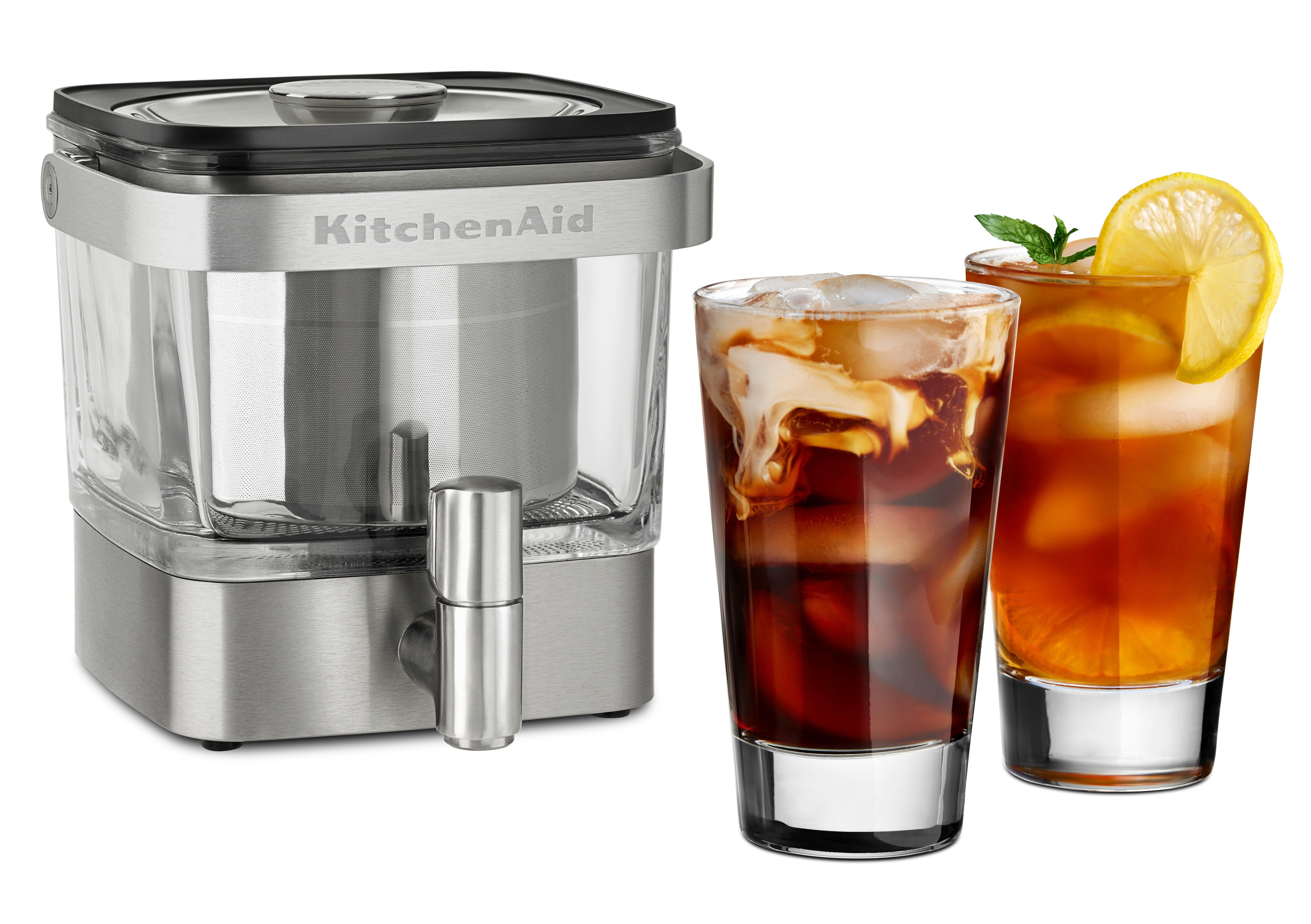 KitchenAid cold-brew-cafetière 5KCM4212SX nu online kopen bij OTTO
