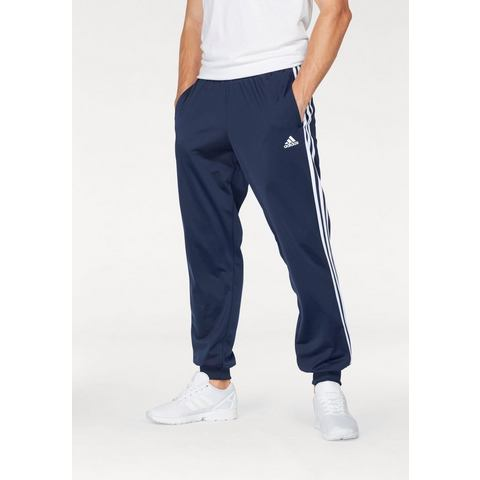 NU 15% KORTING: ADIDAS PERFORMANCE trainingsbroek »ESSENTIAL 3 STRIPE PANT WOVEN PANT«