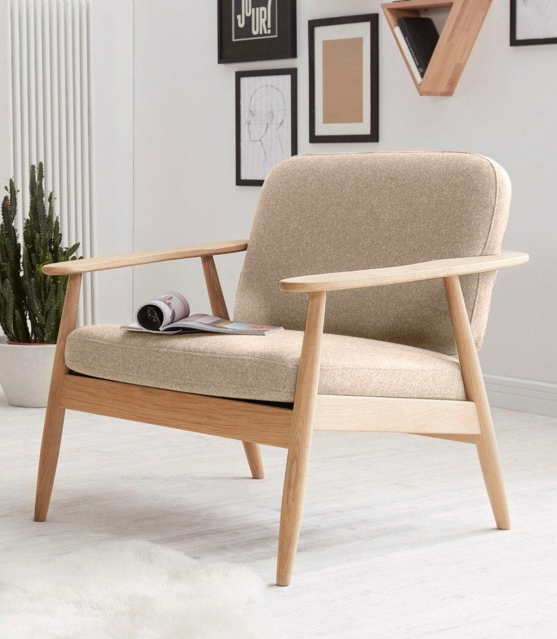 Andas fauteuil »Farsund«, designed by Anders Nørgaard in de webshop van OTTO kopen