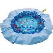 everearth zwembadafdekking, »strandzwembadafdekking« blauw