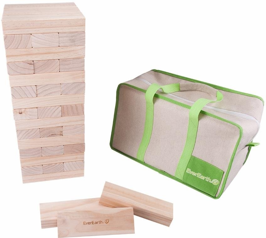 Everearth ® houten speelgoed, »Houten wiebeltoren« - gratis ruilen op otto.nl
