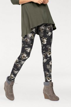boysen's legging met optimale pasvorm zwart